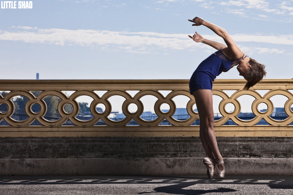 Photograph A Ballerina different attitude by Little Shao on 500px