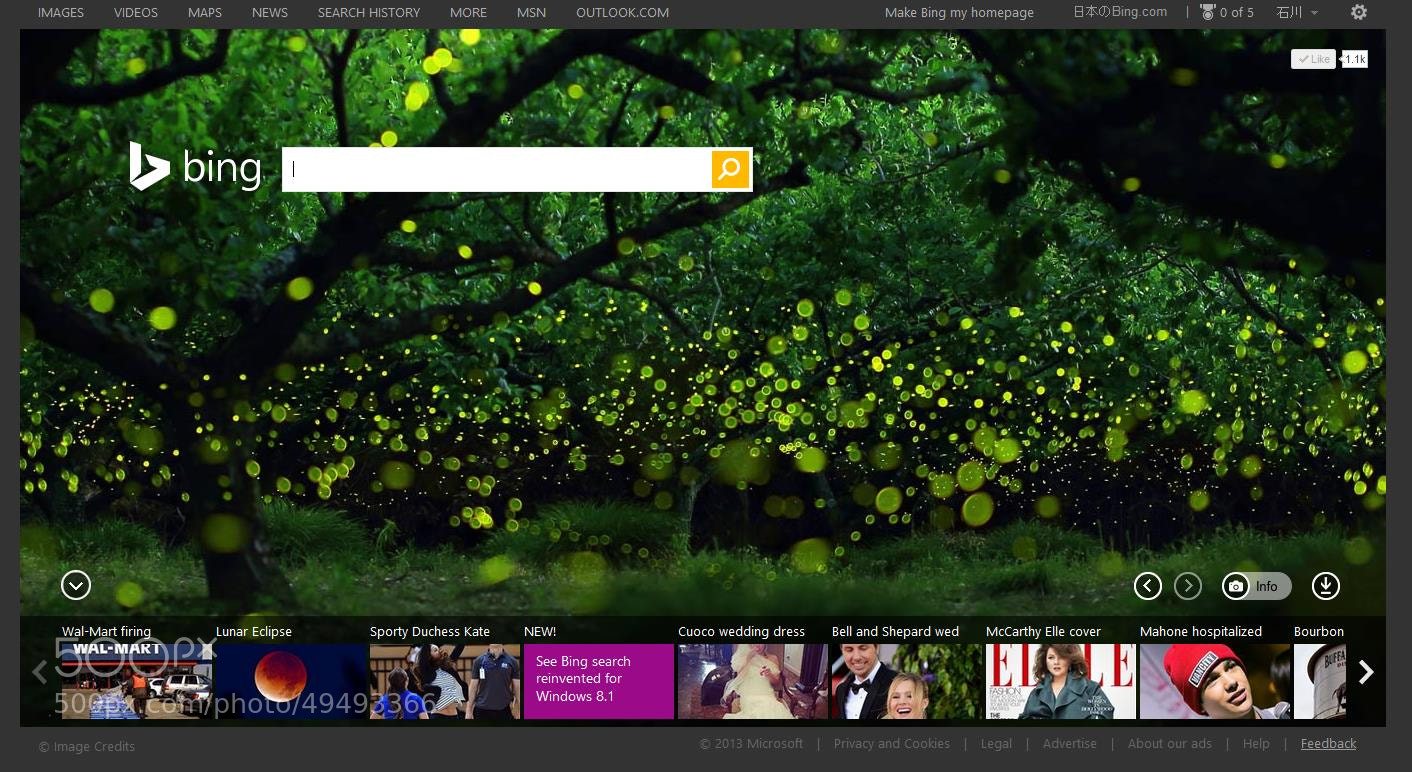Photograph Adopted on the cover of Microsoft Bing by yume . on 500px