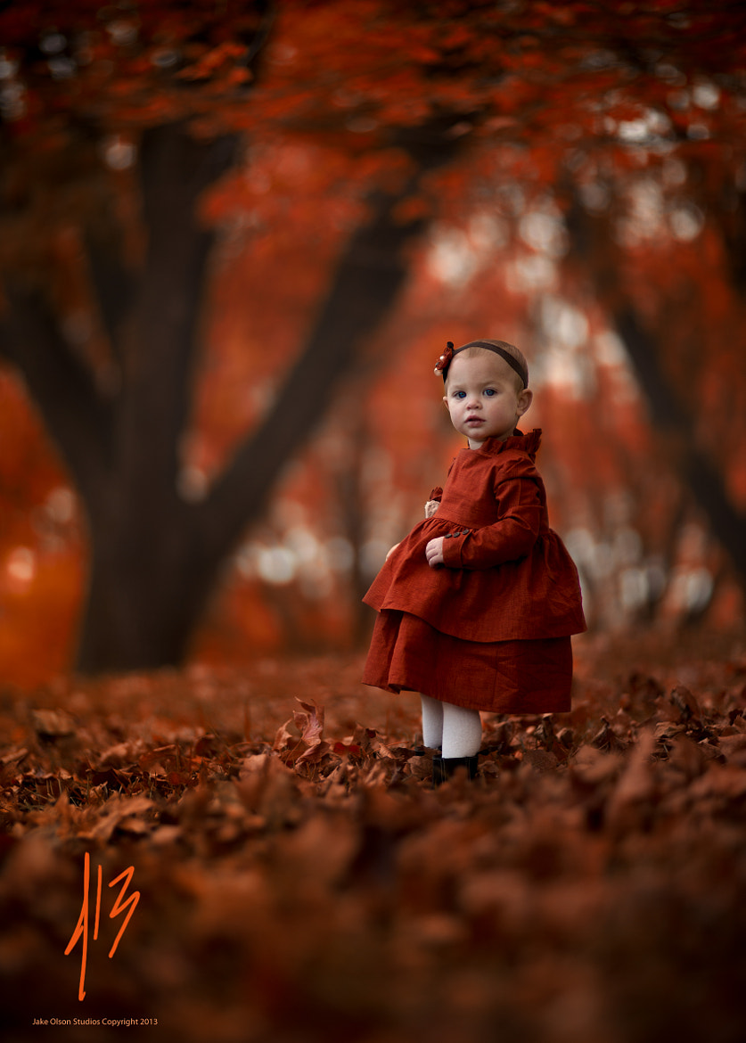 Photograph Sophie by Jake Olson Studios on 500px