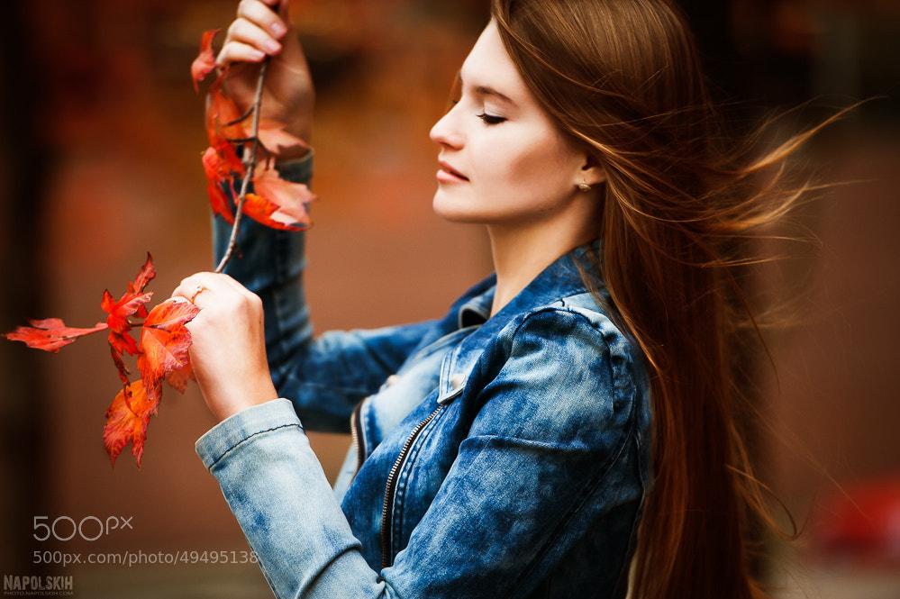 Photograph Katerina by Kristina Napolskih on 500px