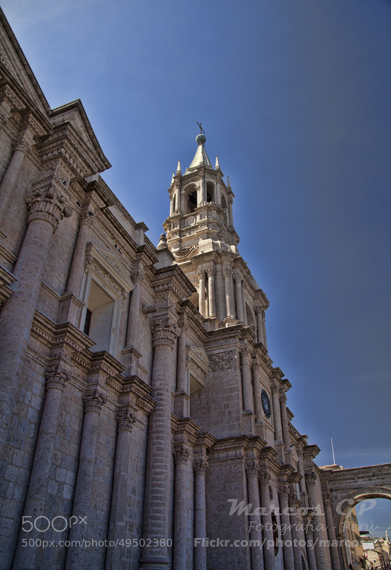 Photograph Catedral de Arequipa by Marcos  Granda P. on 500px