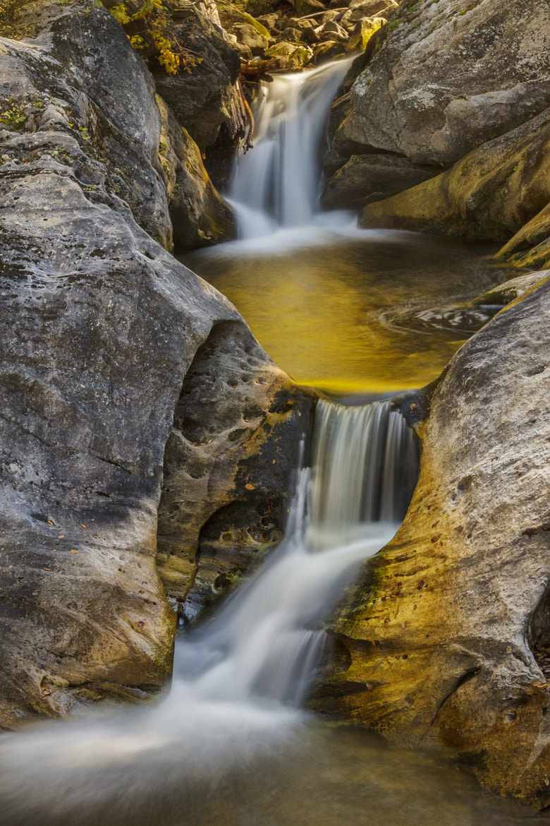 Photograph Kent Falls by Samir Mohanty on 500px