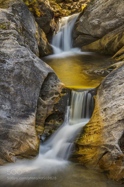 Photograph Kent Falls by Samir Mohanty on 500px