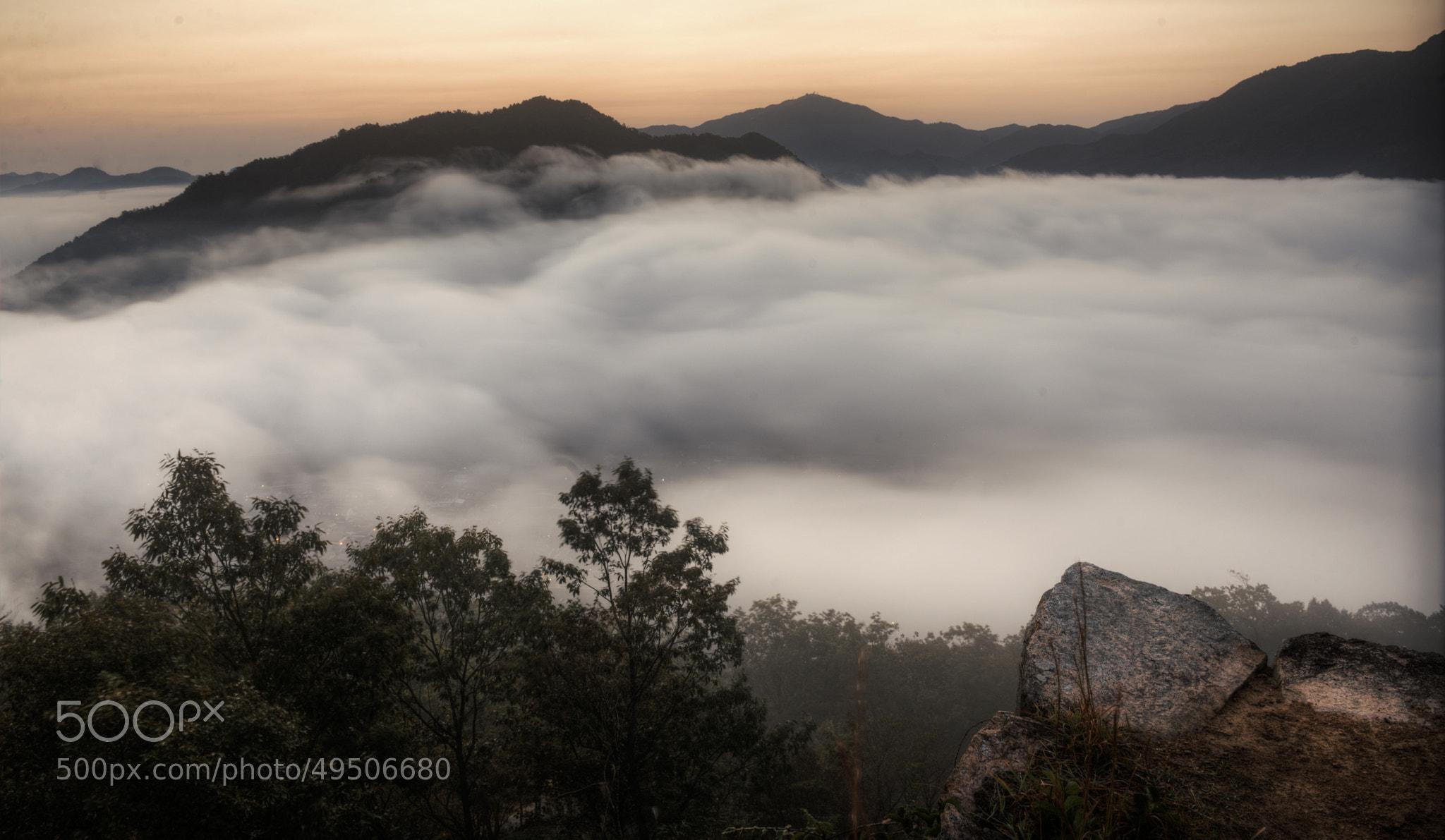 Photograph Mountain View by hugh dornan on 500px