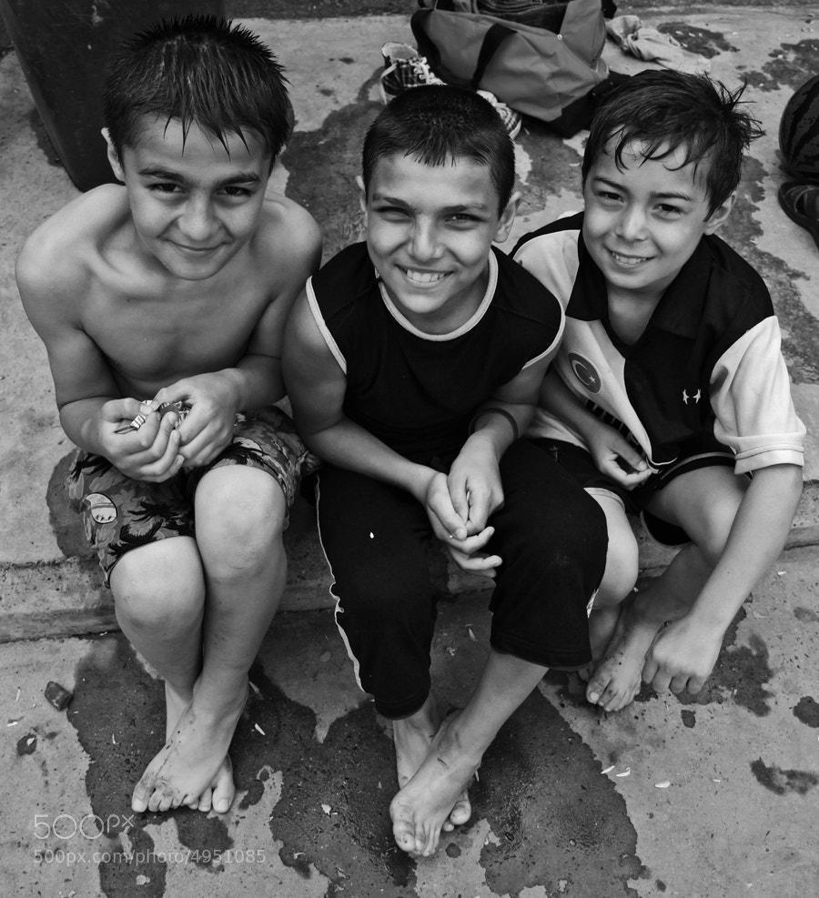 Photograph Smiling face of the Bosphorus ! by Ata Kemal Sahin on 500px