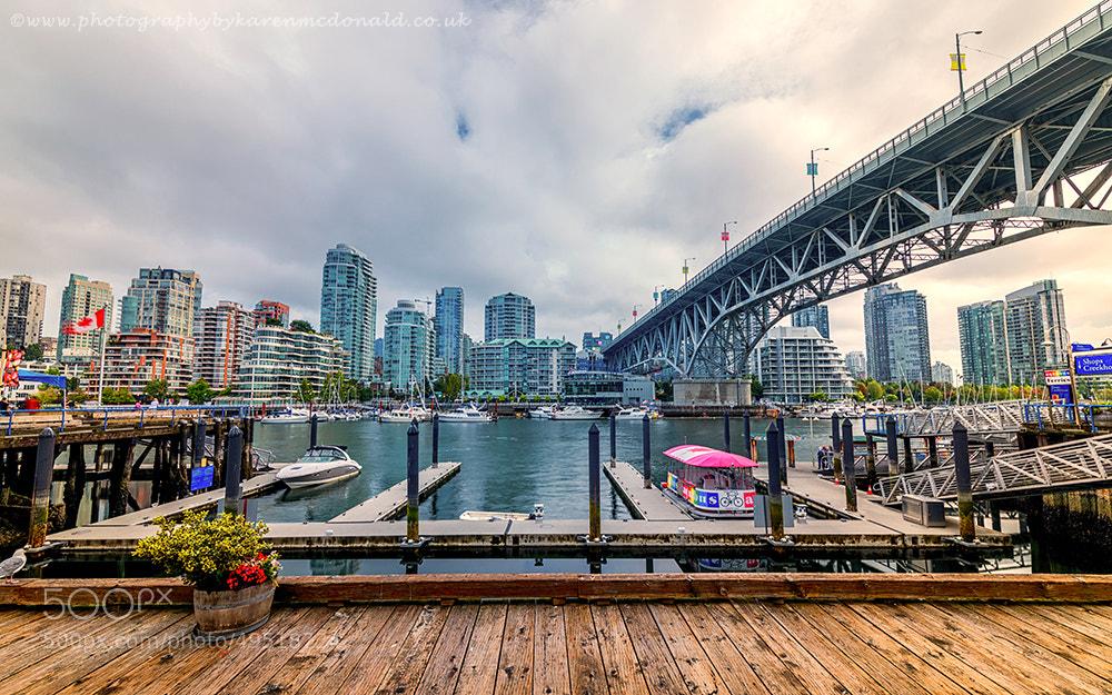 Photograph Vancouver City by Karen McDonald on 500px
