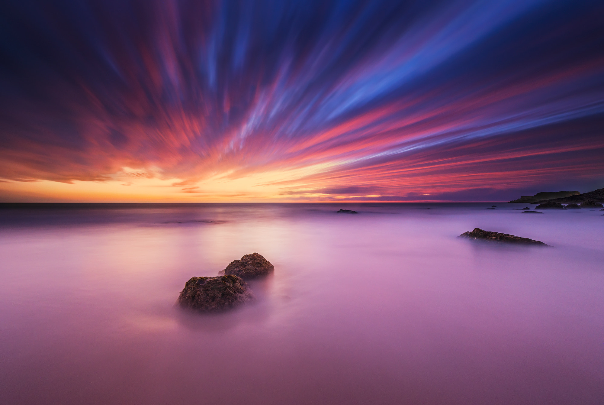 Photograph The last sunset lights by Carlos Solinis Camalich on 500px