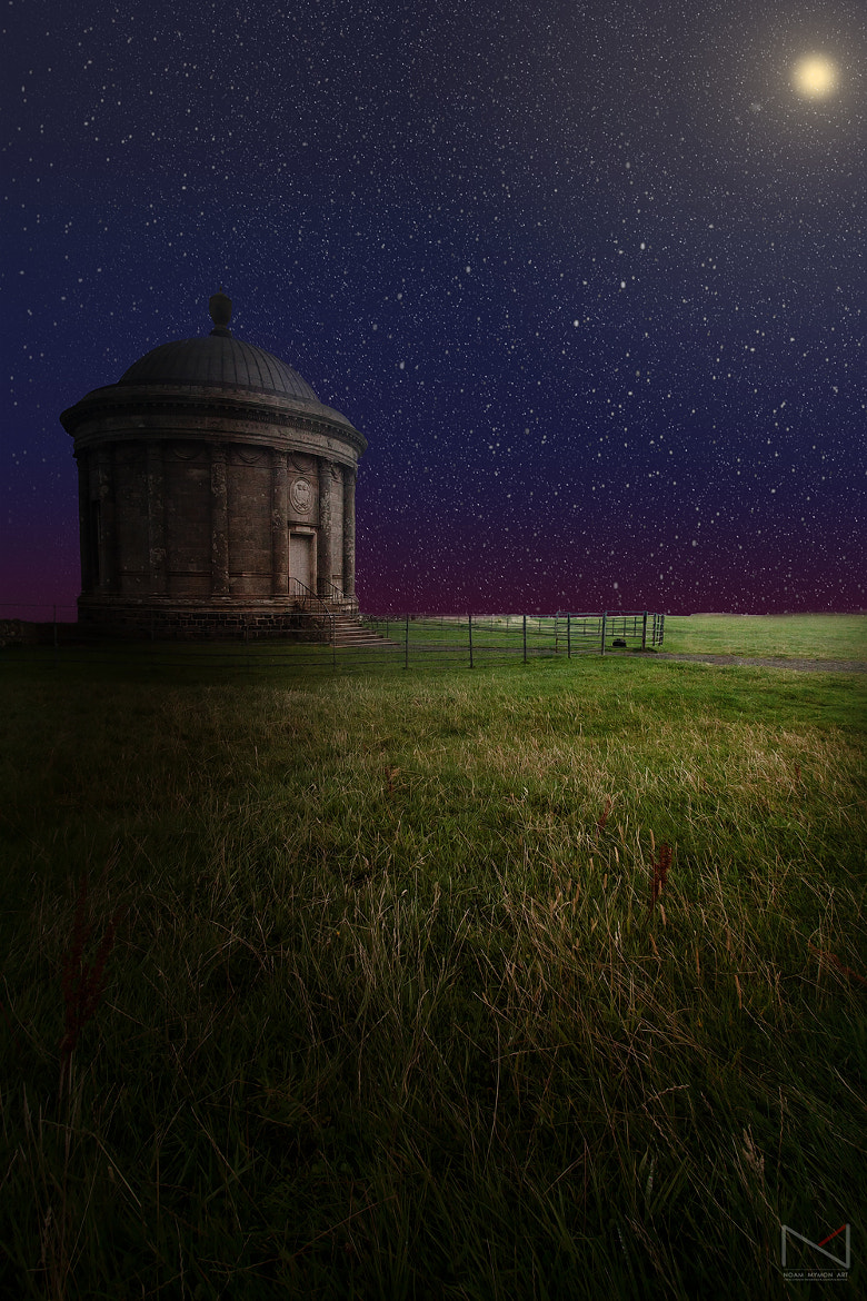 Photograph Mussenden Nights by Noam Mymon on 500px