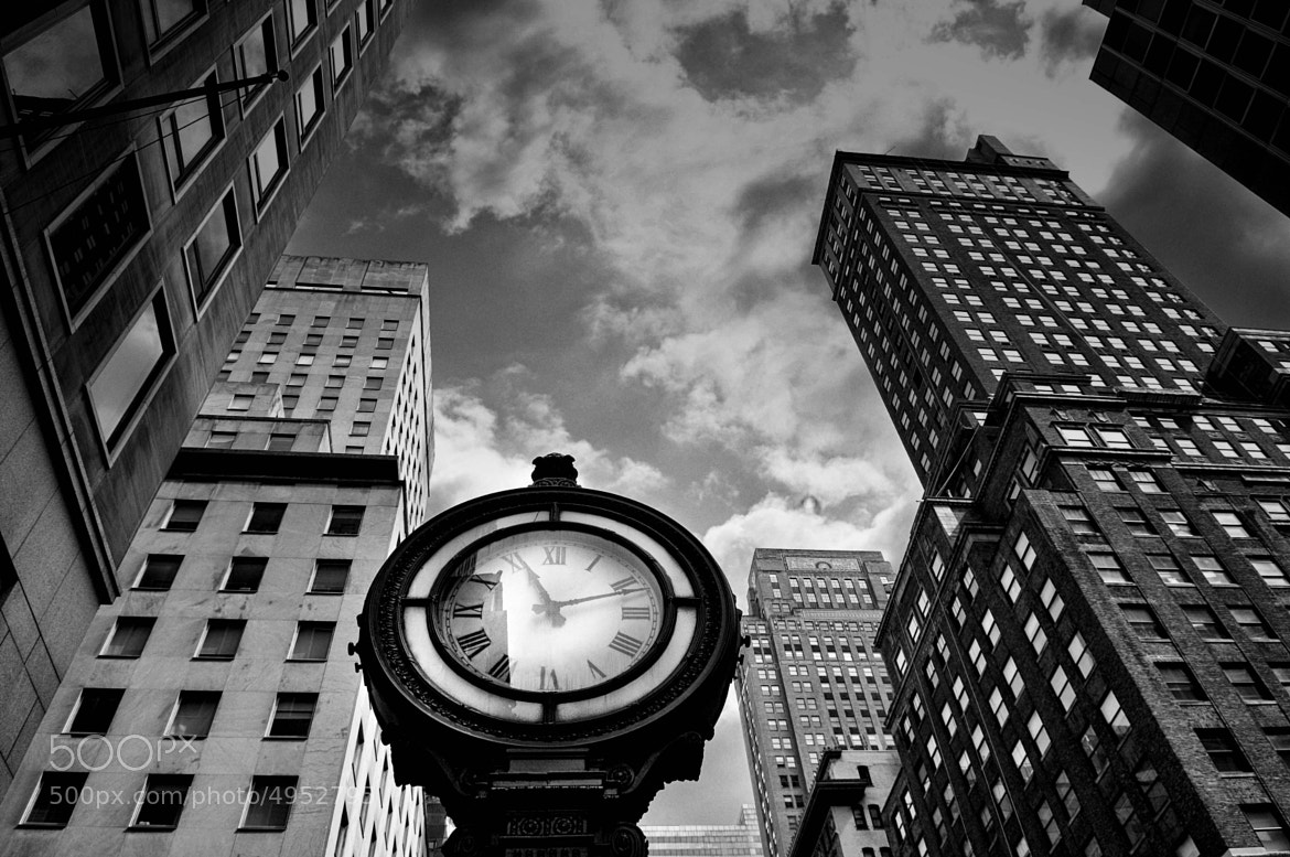 Photograph Tick Tock by Daniel Sackheim on 500px