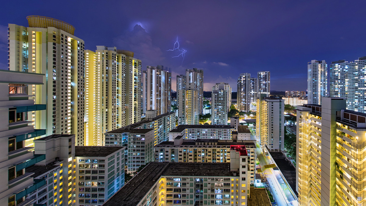 Photograph Electrical Activity by WK Cheoh on 500px