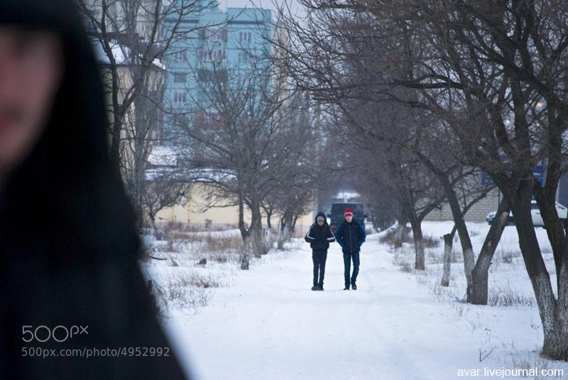 На тренировку by Хайбула Ибрагимов (avar)) on 500px.com