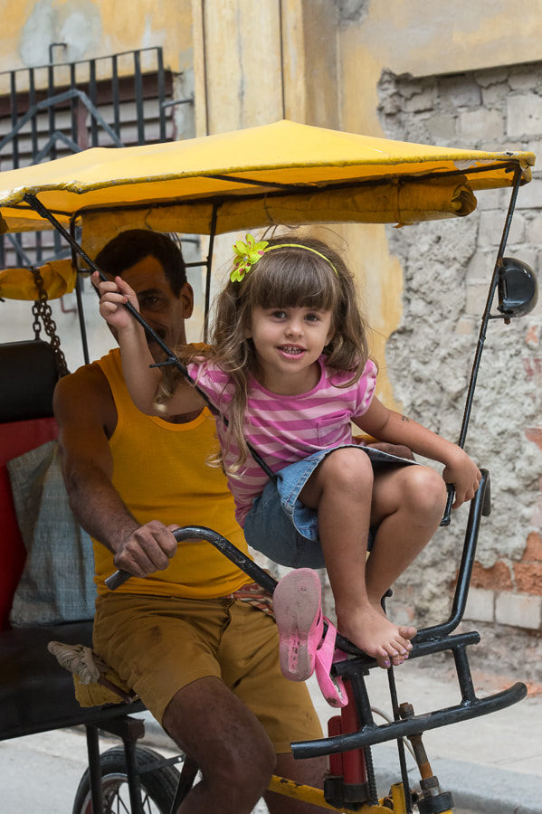 Photograph A ride in Havana by Damir Dragosevic on 500px
