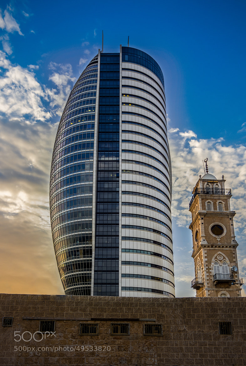 Photograph Two towers! by Sergey Kravtsov on 500px