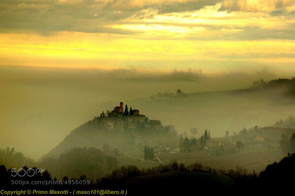 Photograph if life is hard for you .. Montecorone awaits you! - (zocca modena italy) _9567_ DVD 14 by primo masotti on 500px