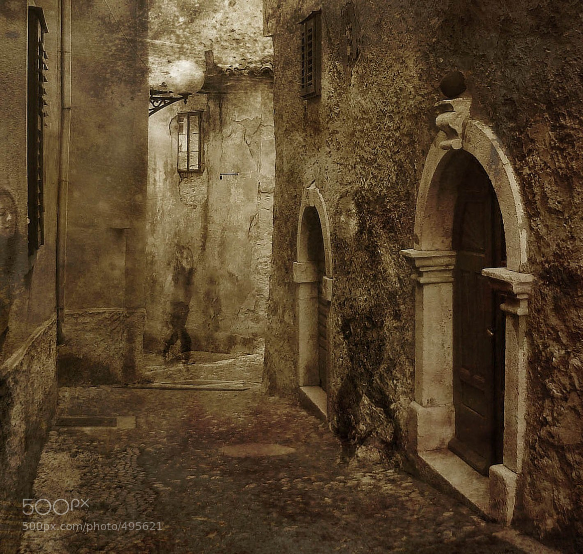 Photograph ghost town by VeronikaOtepkova on 500px