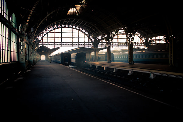 Photograph  railway station 321 by Kirill Petrovskiy on 500px