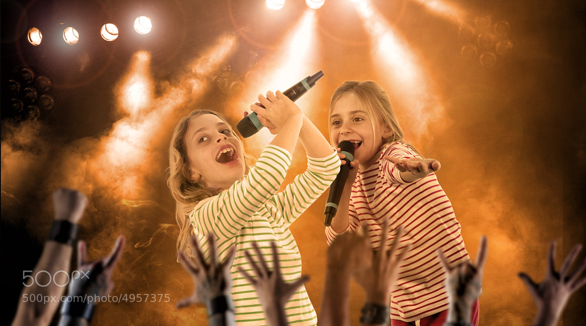 Photograph The Gig by Neil Harsant on 500px