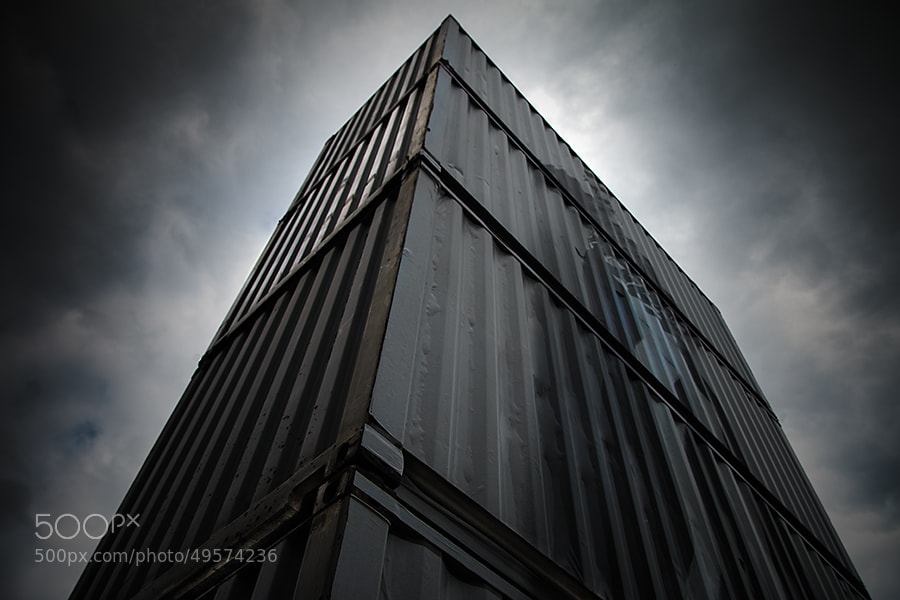 Photograph tainer tower by Gilbert Claes on 500px