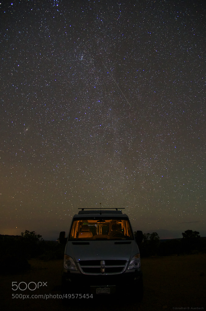 Photograph Star Chaser by Jonathan Auerbach on 500px