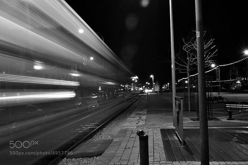 Photograph Trains by Tom Harpur on 500px