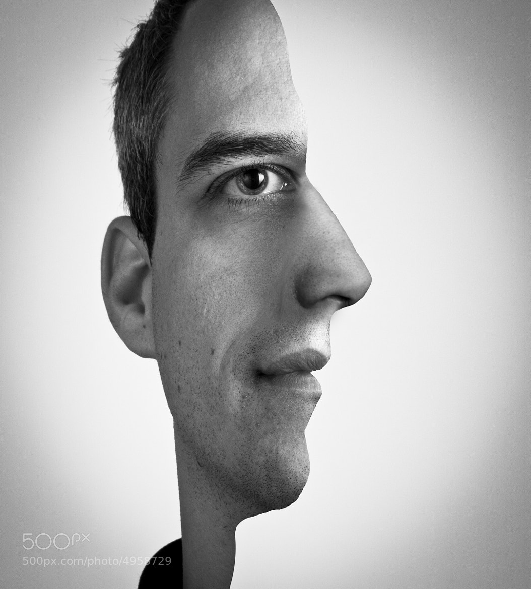 Photograph Self Portrait by Philippe Dame on 500px