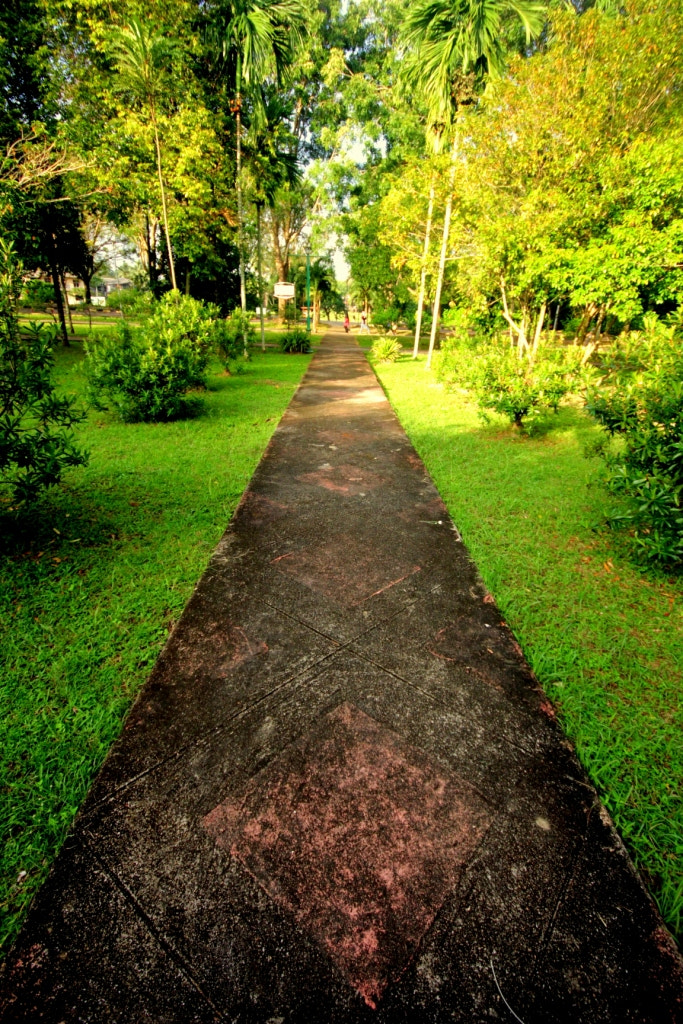Photograph Old Jogging Track by Achmad Ariady on 500px