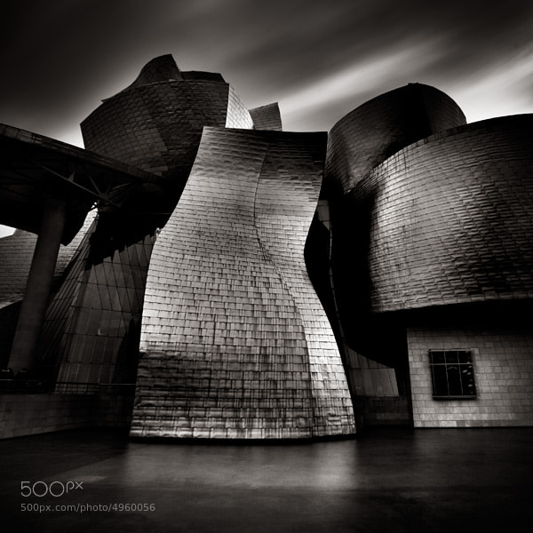 Photograph Guggenheim by Xavier Rey on 500px