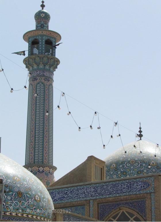 Photograph the mosque by Zahra Darivandi on 500px