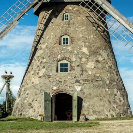 Drabesi windmill