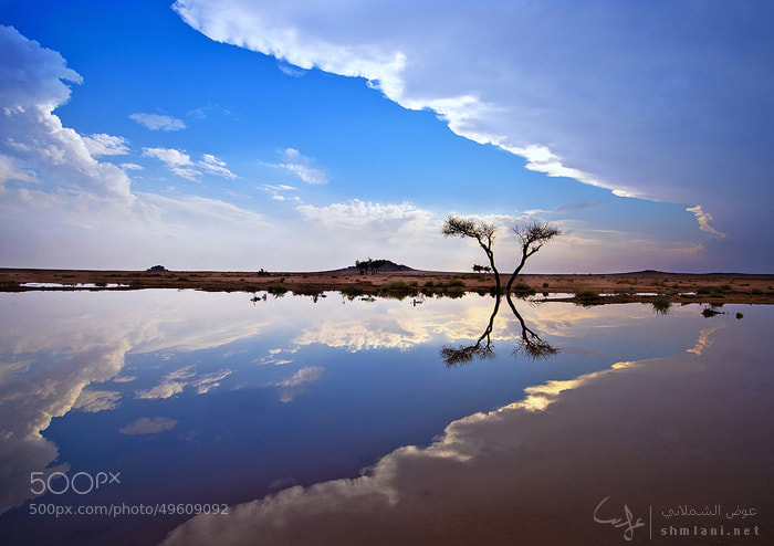 Photograph x-reflection by Awadh alshmlani on 500px