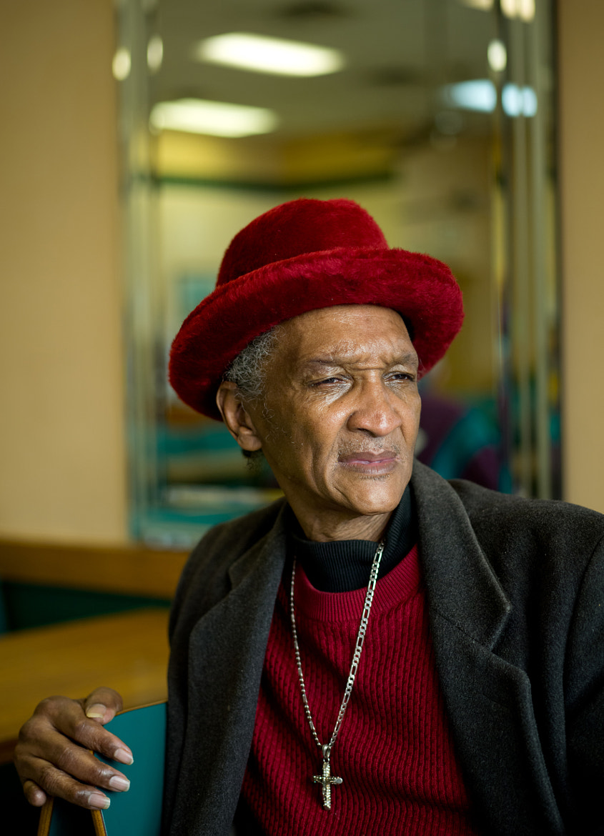 Photograph Jim :: ATL Street Portraits by Zack Arias on 500px