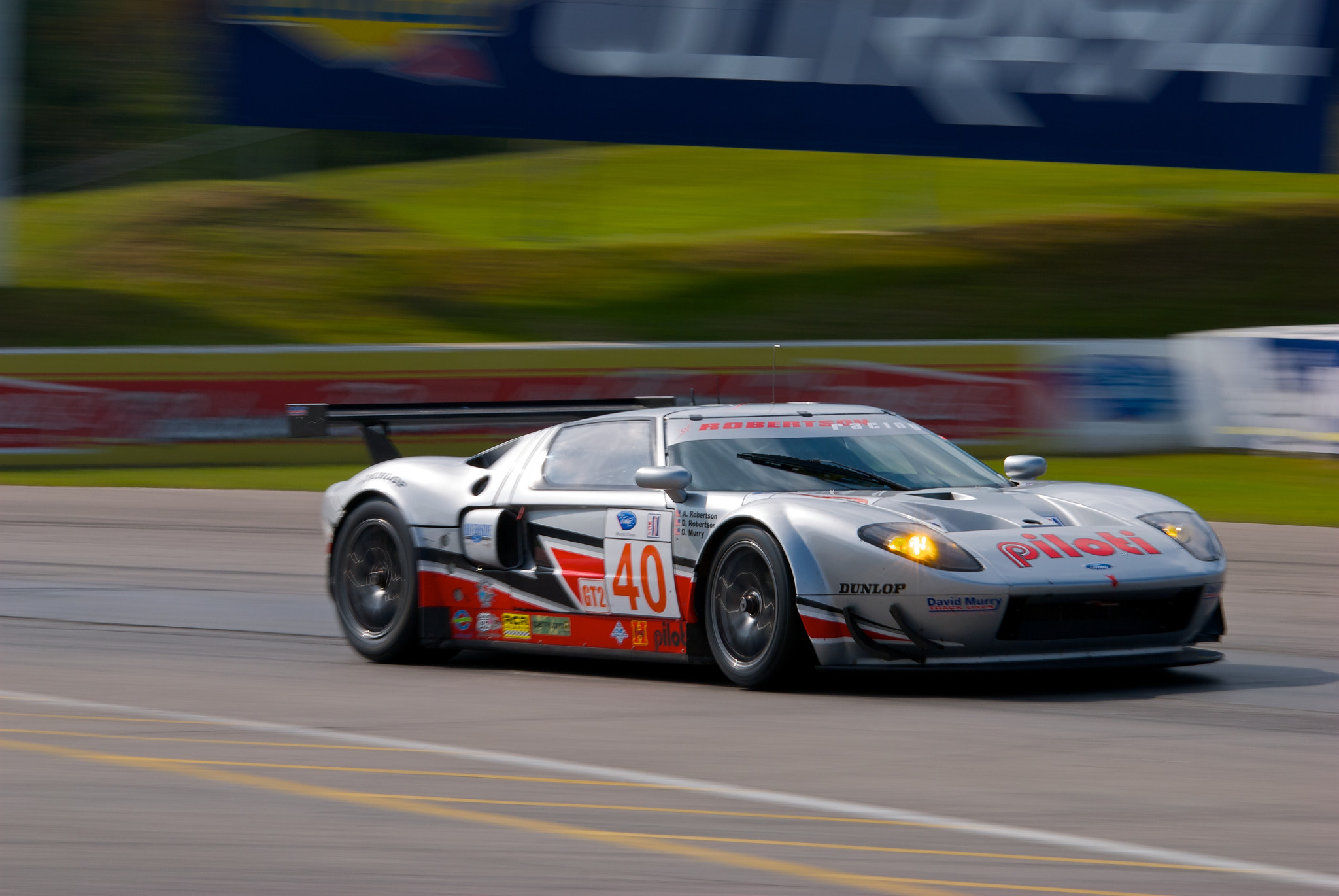 Photograph Ford GT-R Mk VII by Matthew Tiegs on 500px