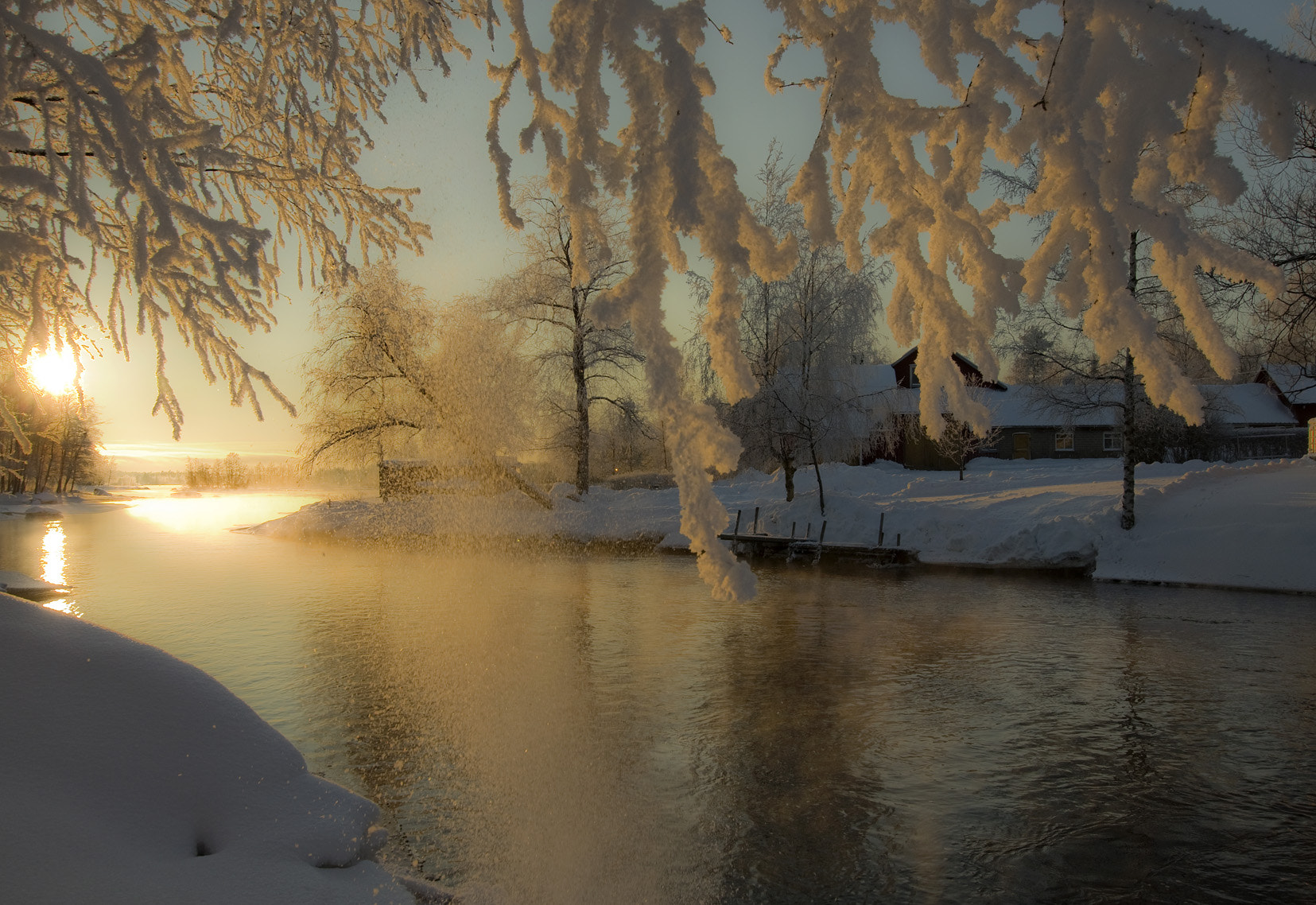 Photograph Falling Frost by Sten Wiklund on 500px
