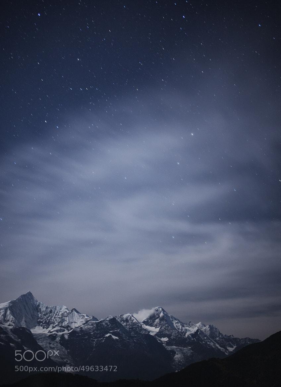 Photograph Night Meri_201310China Yunnan by SHU YANG on 500px