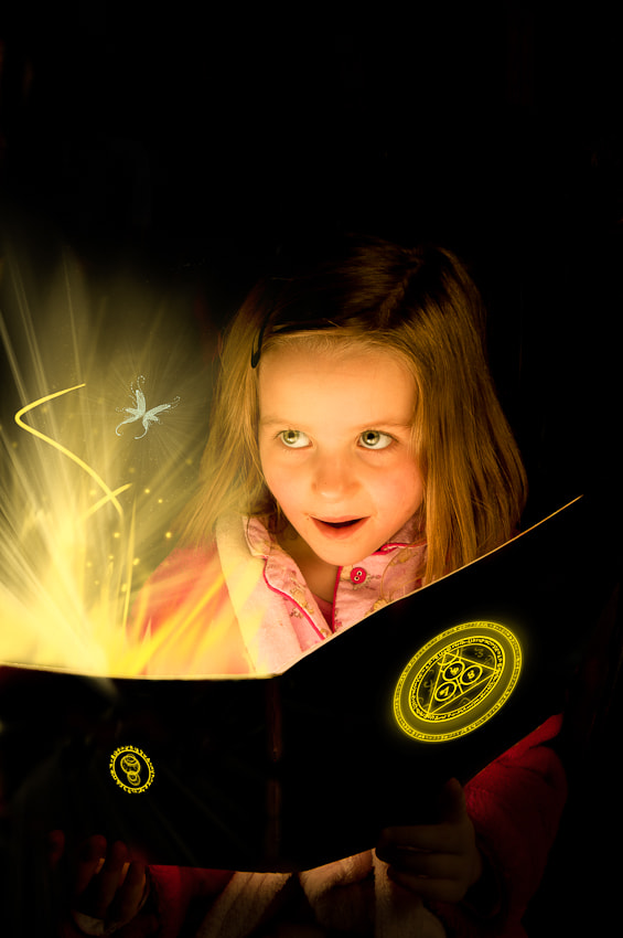 Photograph Magic book by Sidney Bovy on 500px