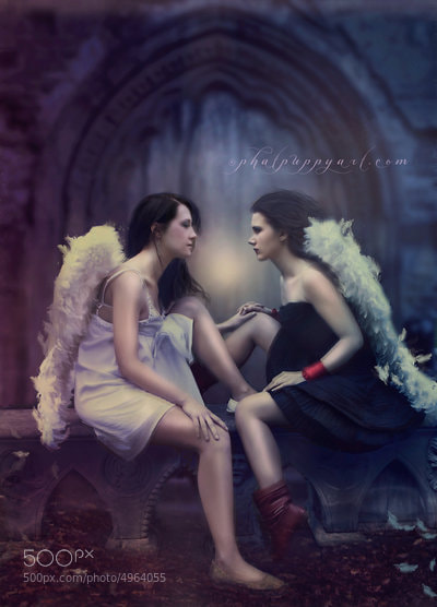 Photograph Soul Sisters by Phatpuppy Art on 500px