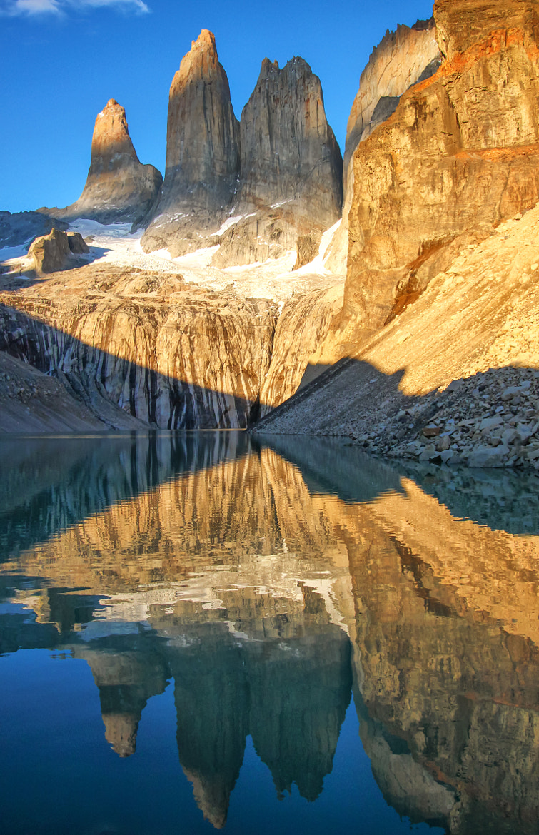 Photograph Torres del Paine by Nick Henderson on 500px
