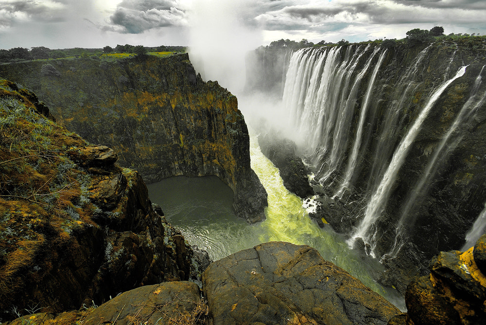 Photograph Victoria Falls # 2 by Aubrey Stoll on 500px
