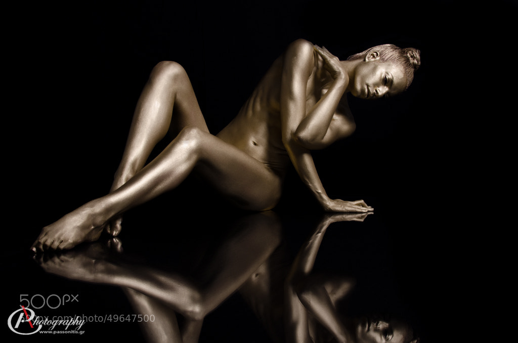 Photograph Golden Reflection by Panagiotis Assonitis on 500px