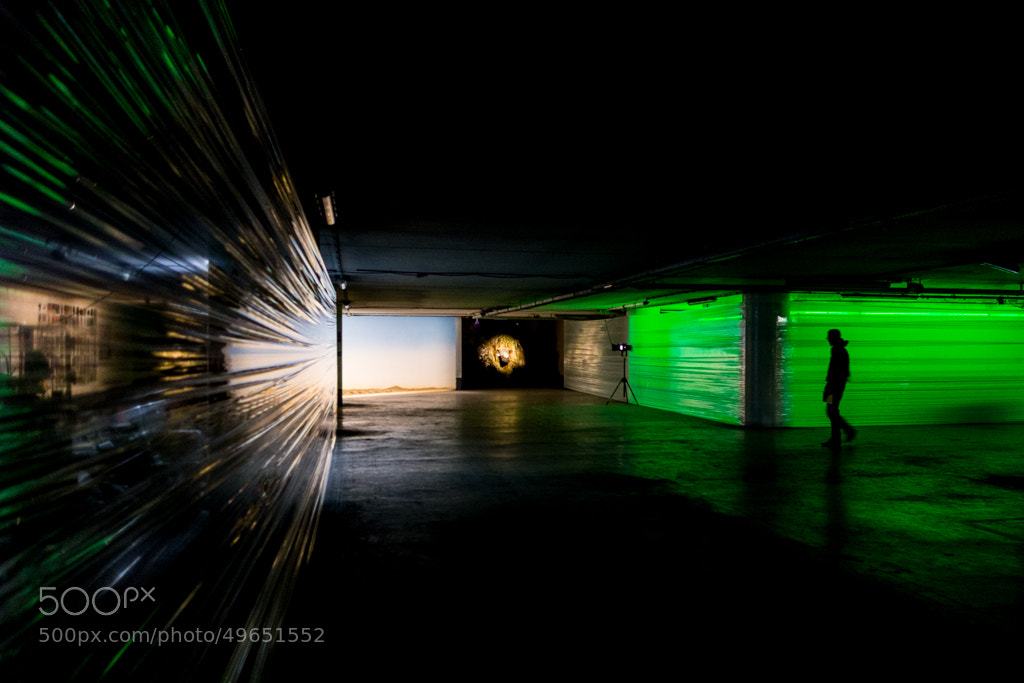 Photograph Man in green by Steve Trefois on 500px