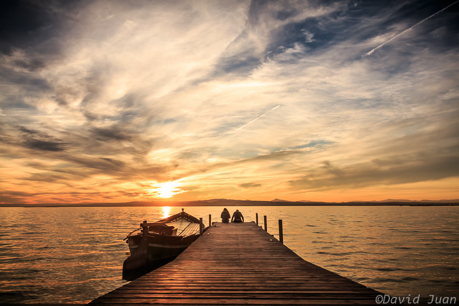 Photograph At the end of the day by David Juan on 500px
