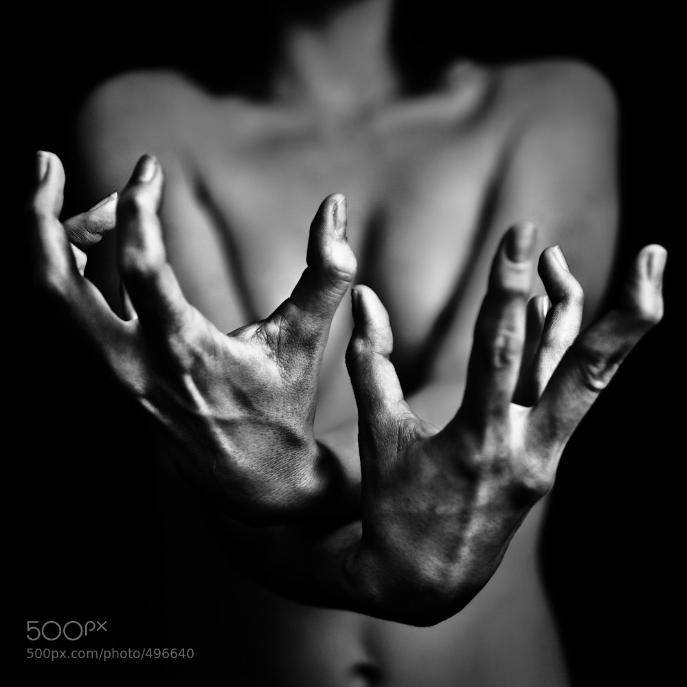 Photograph Hands by Benoit COURTI on 500px
