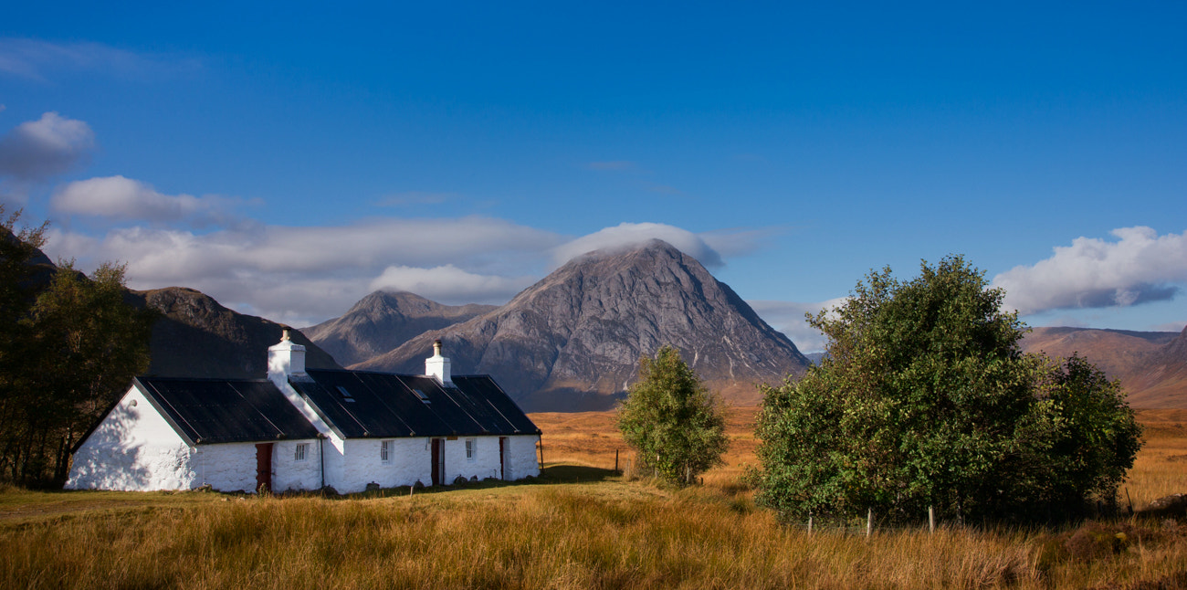 Photograph Black Rock Cottage by Billy Currie on 500px