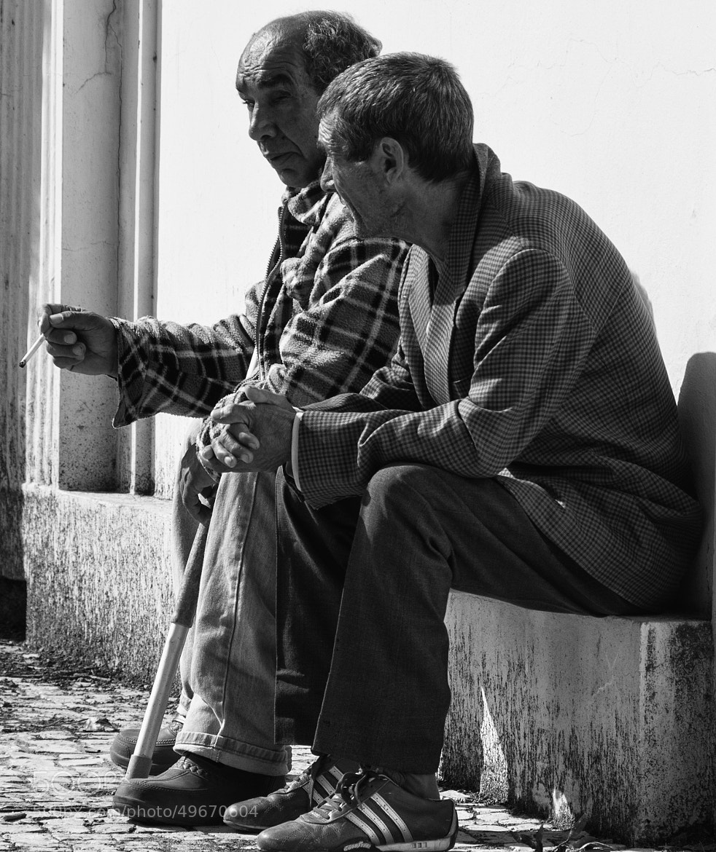 Photograph Conversas by Jorge Orfão on 500px