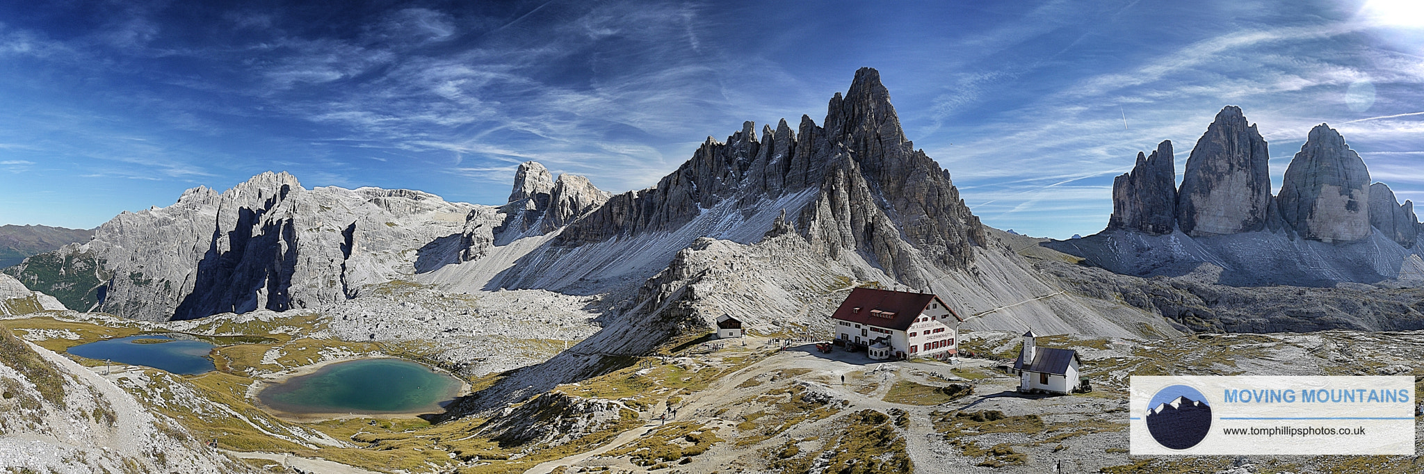 Photograph Rifugio Locatelli, Sexten Dolomites by Tom Phillips on 500px