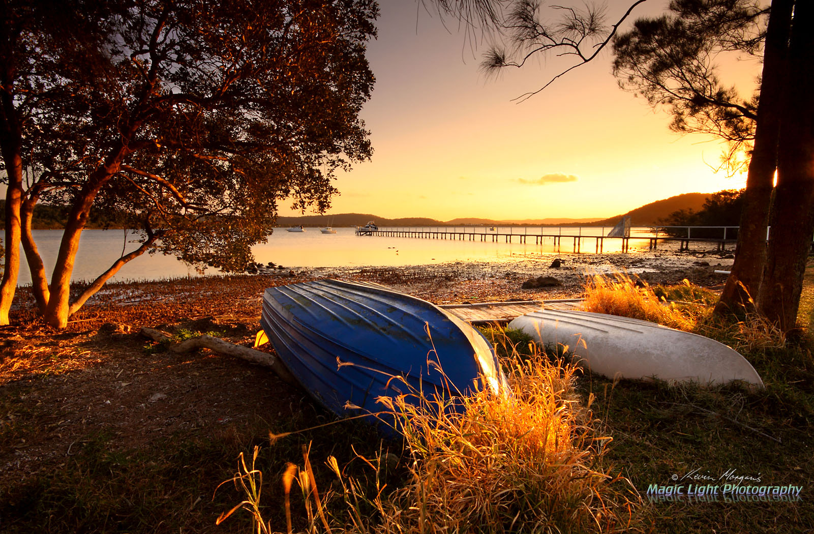 Photograph Kincumber Sunset #2 by Kevin Morgan on 500px