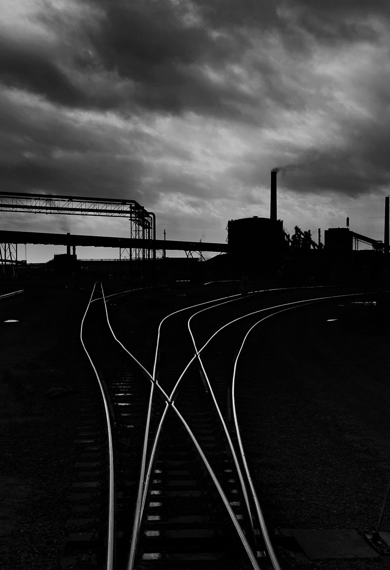 Photograph Industrial landscape by Andy Marland on 500px