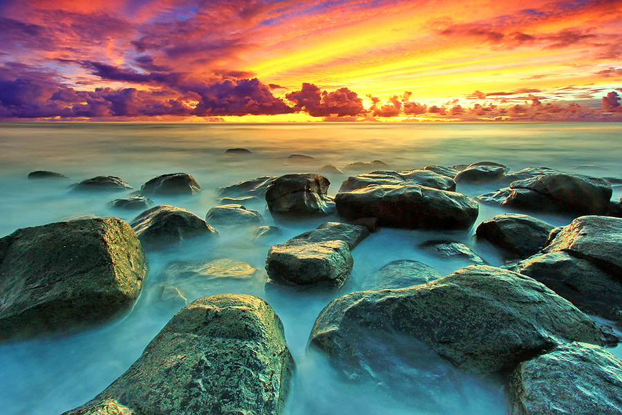 Photograph The Stones by Agoes Antara on 500px