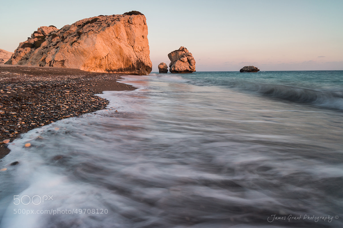 Photograph Aphrodites Rock by James Grant on 500px