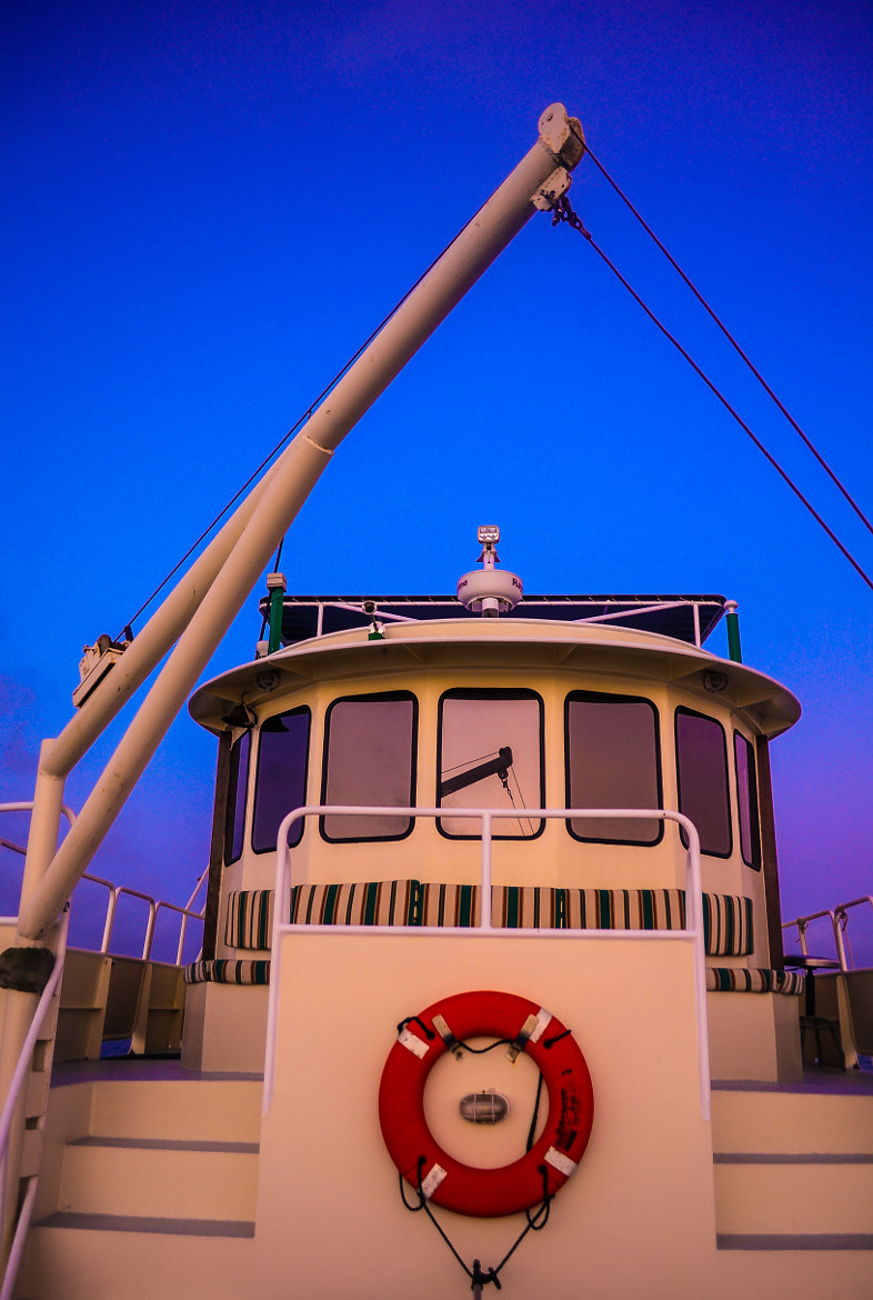 Photograph Cabin Ship by Francois Joseph Berger on 500px